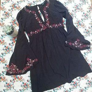 Boho Floral Dress American Eagle